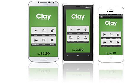 SALTO Clay App