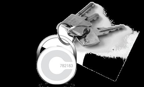 Salto KS sleutels