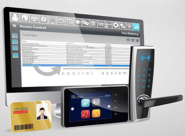Eenvoudig beheer access control