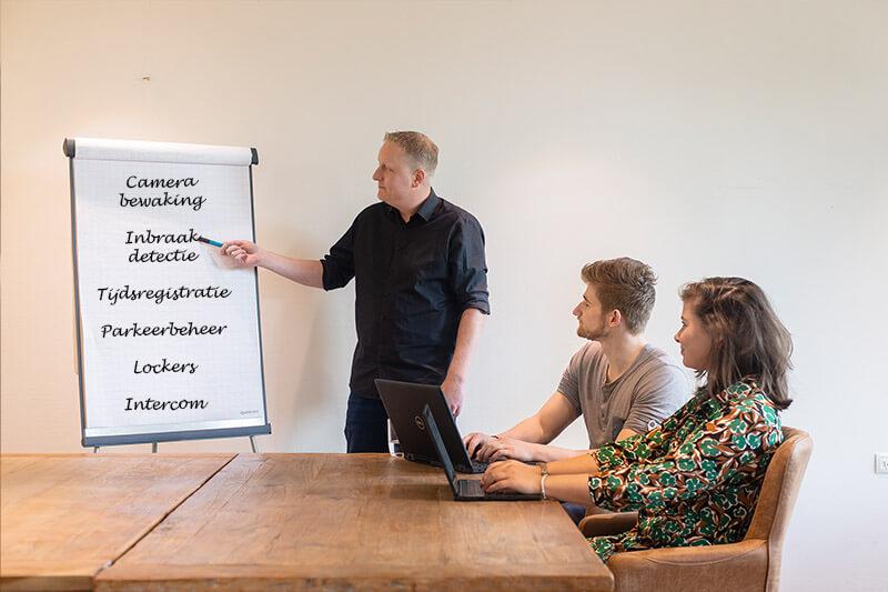 Presentatie Integraties toegangscontrole